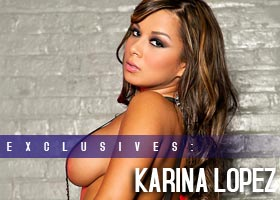 More Pics of Karina Lopez: Suspended – courtesy of Frank D Photo