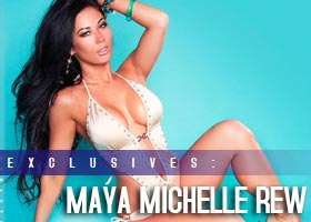 Maya Michelle Rew: – courtesy of TL Glam Studio