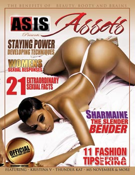 Get the New Issue of Assets Magazine