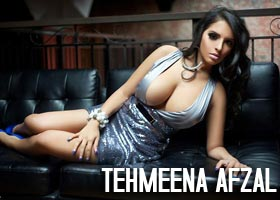 New Flix of Tehmeena Afzal – courtesy of Felix Natal Jr