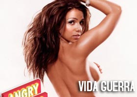 Vida Guerra AngryMoon.net Previews