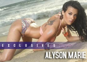 Alyson Marie @alysonmariex0: Beauty and the Beach – Facet Studio