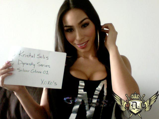 Kristal Solis: Fan Interview with @silverglove01