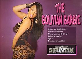 Stephany Romero @Stephany_Romero in latest issue of Straight Stuntin