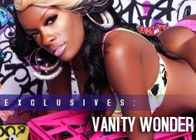 Vanity Wonder: Style Wars- Wayne Grace