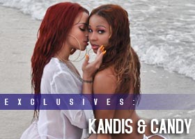 Introducing…Kandis Marie @izzlovely and Candy Christine @realeyecandy – Dynasty Photo Studio