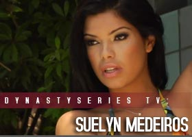 Suelyn Medeiros @SuelynMedeiros Video: Birthday Cake – IEC Studios