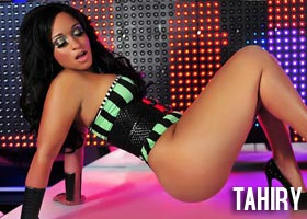 Tahiry Jose @TheRealTahiry from Heavy Hitters Calendar – Felix Natal Jr.