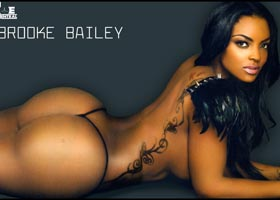 Brooke Bailey @BrookeBailey in Blackmen Magazine – CutieCentral