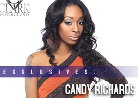 Candy Richards @Candy_Richards: So Sophisticated – C. Clark Photography