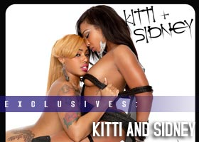 Kitti Kouture @TheKittiKouture and Sidney Lauren @SidneyLauren – FETISH – Set 6 – Jose Guerra