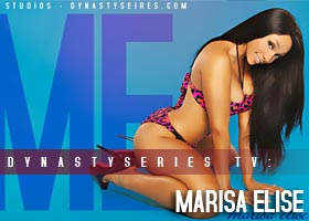 Marisa Elise @msMarisaElise – DynastySeries TV – IEC Studio – Streetz Media