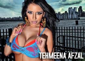 Tehmeena Afzal @MissMeena – Skater Girl – Felix Natal Jr.