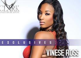Vinese Ross @vinese_ross: V Rozay – C. Clark Photography