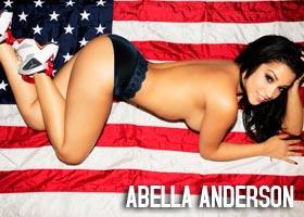 Abella Anderson @AbellaXXX – Foot Soldiers Miami – Van Styles