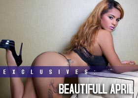 Beautifull April @BeautifullApril – New Exclusives