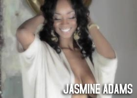 Jasmine Adams @jazzybaby03 in Pretty Brown Eyes Exclusive – Scorpion Entertainment