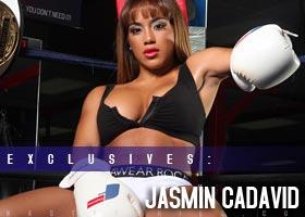 Jasmin Cadavid @Jasmincadavid: 12 Round KO – Ice Box Studios