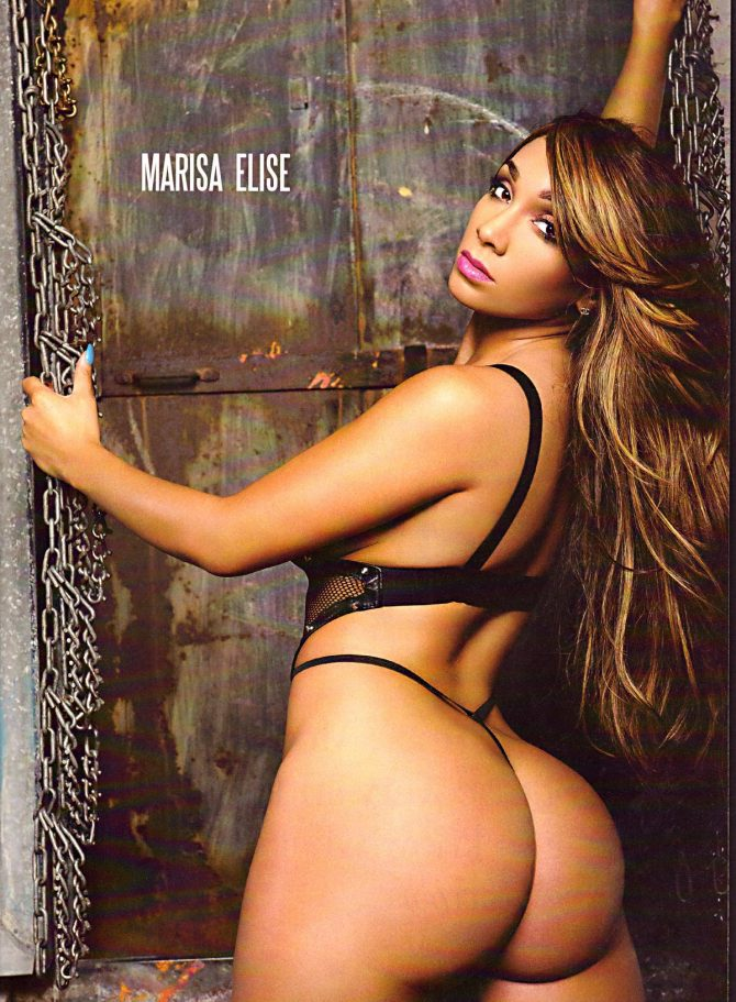 Pic of the Day: Marisa Elise @msMarisaElise – IEC Studios – Blackmen Magazine