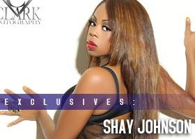"""Shay Johnson @ShayJohnson Tonight on VH1's """"Love and Hip Hop Atlanta"""" – New Pics from C. Clark Fotography"""