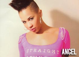 Angel @AngelReignsNYC in Straight Stuntin Issue #22