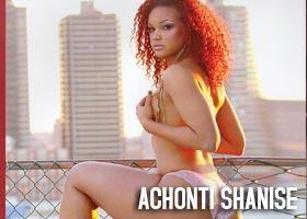 Achonti Shanise @ACHONTISHANISE in Straight Stuntin Issue #22