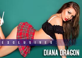 Introducing…Diana Dragon @itsdianababe – TL Glam Studio