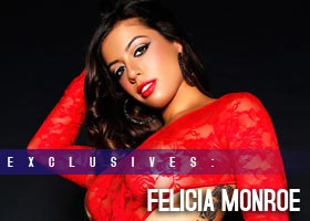 Introducing…Felicia Monroe @Felicia_luv – Urban Soul Photography