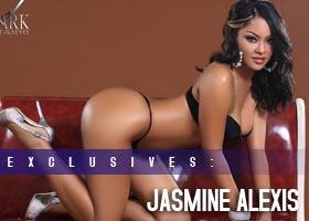 Jasmine Alexis @ExoticAlexis: New Exclusives – C. Clark Photography