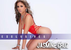 Jasmine Cruz @MissJasmineCruz – Preview of 504Dymes Latina Edition – C.E. Wiley