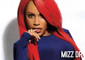 Mizz DR @MizzDR is XXL Eyecandy of the Month – Scans from WizsDailyDose