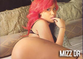 Mizz DR @MizzDR in Straight Stuntin Issue #22