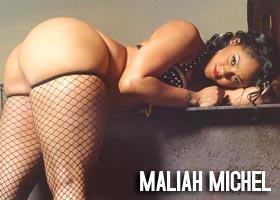 Maliah Michel @IAmMaliahMichel in Straight Stuntin Issue #22