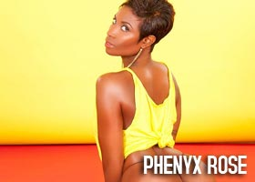 Phenyx Rose @PhenyxRose: New Pics and Video – Rho Photos