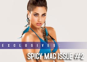 Spicy Magazine Issue 2 Previews: Carol Seleme @selemecarol and Panama