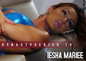 Ason Productions presents: Iesha Marie @iesha_mariee – Blackmen Magazine – Facet Studio