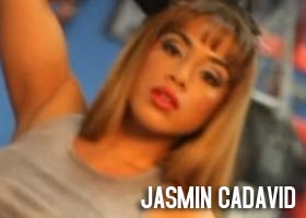 Jasmin Cadavid @JasminCadavid – Behind the Scenes with Ice Box Studio