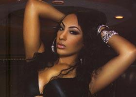 Jasmine Monroe @JasmineMonroe in Straight Stuntin Magazine