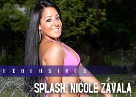 Frank D Photo presents SPLASH: Nicole Zavala @Neebabyx3 – Artistic Curves