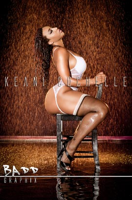 Pic of the Day: Keani Cochelle @Keani_Cochelle