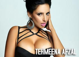 Tehmeena Afzal @MissMeena: A Night Affair – Felix Natal Jr.