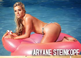 Aryane Steinkopf @AryaneOficial – Best Of Part 4