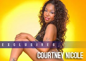 Courtney Nicole @LoveCourtNicole: New Exclusive Pics – Visual Cocktail