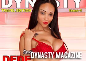 Dynasty Magazine Issue 4 Video Preview – Dede Damati, Daria D, Shay Malca and More