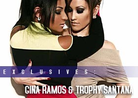 Gina Ramos @iheartgina and Trophy Santana @trophysantana: Double Dose – D. Brown