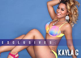 Kayla G @kaylag_ – K to the G  – C.E. Wiley