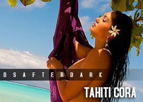 DSAfterDark: Tahiti Cora @TahitiCora in Tahiti – Sexy New Photoshoot