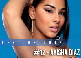 Best of 2012: #12 – Ayisha Diaz @AyishaDaiz: Holding On By a String – Jose Guerra