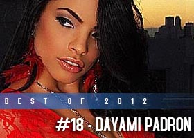 Best of 2012: #18 – Dayami Padron @dayamipadron: Legend in the Making – EyeCandyModeling