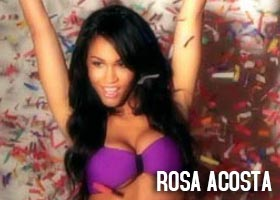 Rosa Acosta @RosaAcosta – Behind The Scenes from XXL September Eye Candy Shoot